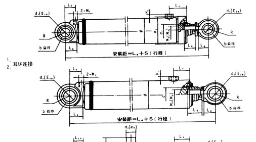 HSG系列双作用单杆活塞液压缸,是液压系统中作往复直线运动的执行机构。具有结构简单、工作可靠、装拆方便、易于维修、可带缓冲装置及连接方式多样等特点。它适用于工程机械、矿山机械、起重运输机械、冶金机械及其它机械等。